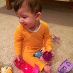 Wren: 9 months